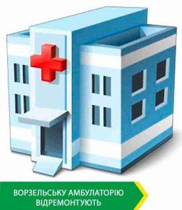 ворзельська амбулаторія