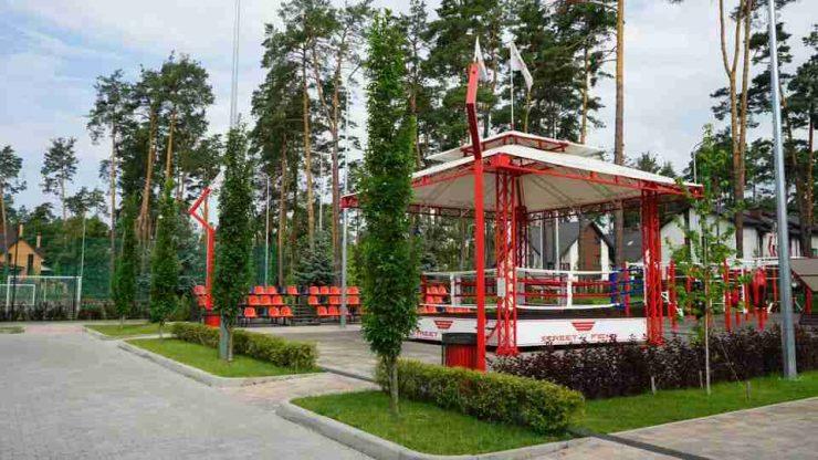 «Академія спорту» незабаром запрацює (ФОТО)
